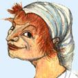 Głupi Jaś - legendy polskie - ilustracja dla dzieci