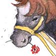 Dzielny Rycerz z legendy o księżniczce Kunegundzie - ilustracja dla dzieci